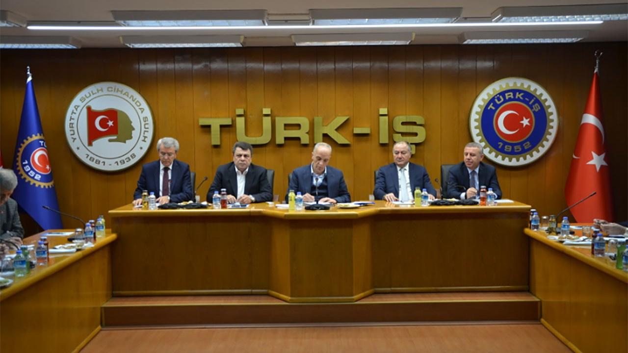 TÜRK-İŞ'ten 'işçiyi sattı' eleştirilerine yanıt!