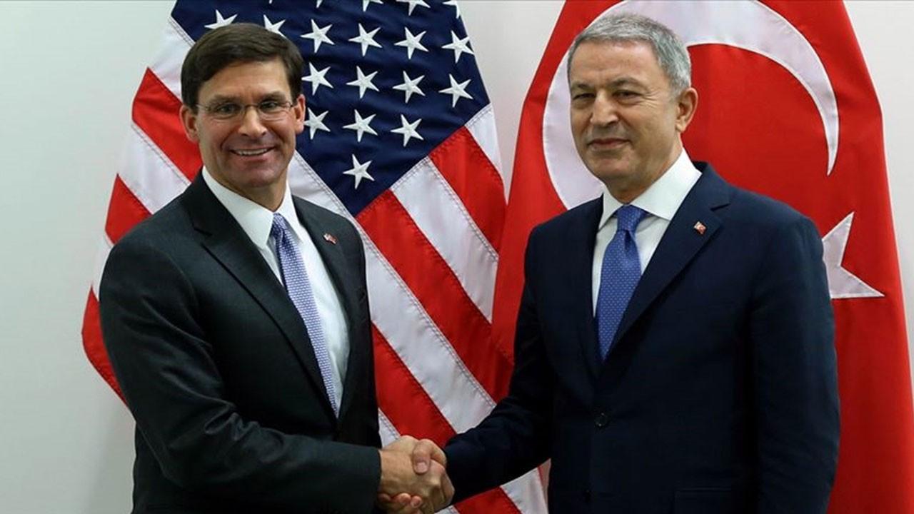 ABD ile 'güvenli bölge' görüşmesi