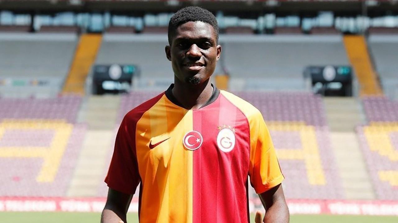 Galatasaray  Ozornwafor'u İspanya'ya gönderdi