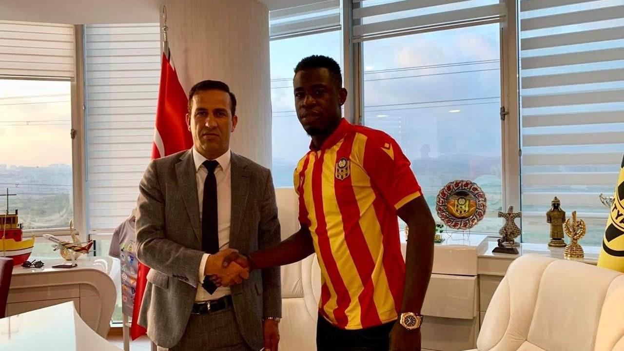 Yeni Malatyaspor Afriyie Acquah'ı transfer etti