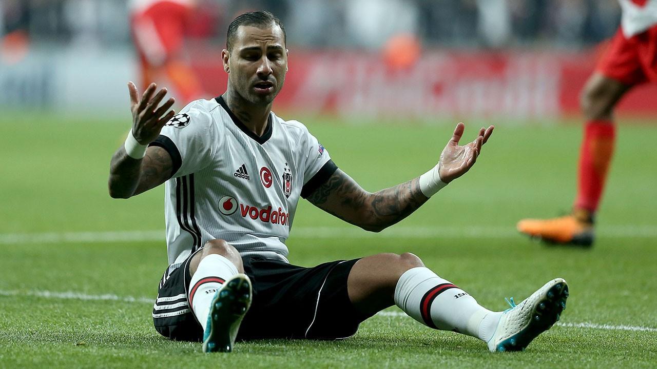 Beşiktaş'ta deprem!