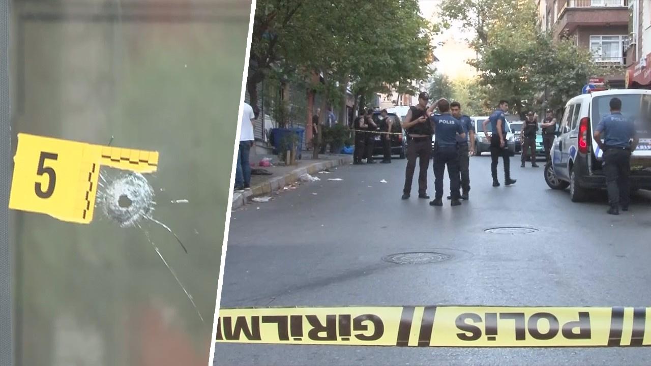 İstanbul'da temizlik işçilerine silahlı saldırı!
