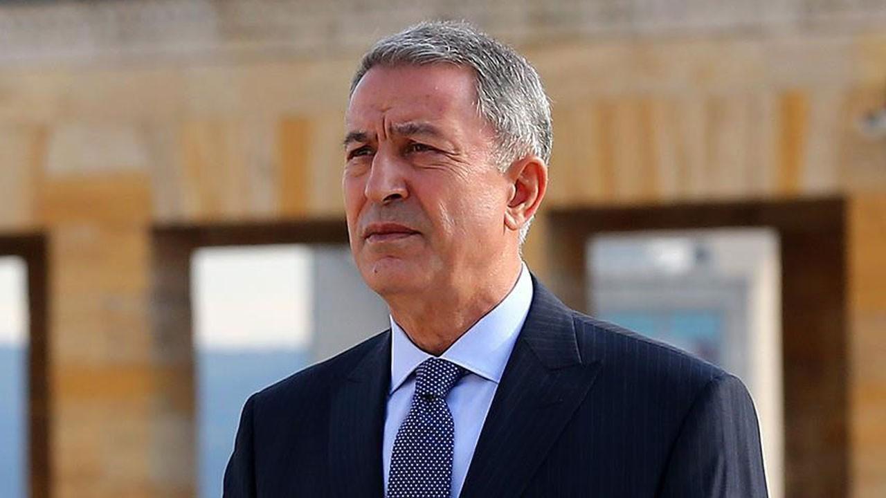 Bakan Akar, ABD Savunma Bakanı ile görüşecek
