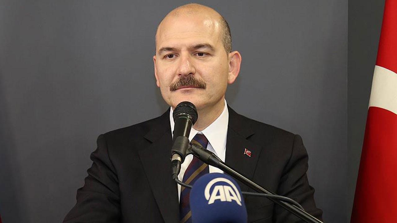 Bakan Soylu'dan flaş Adil Öksüz açıklaması!
