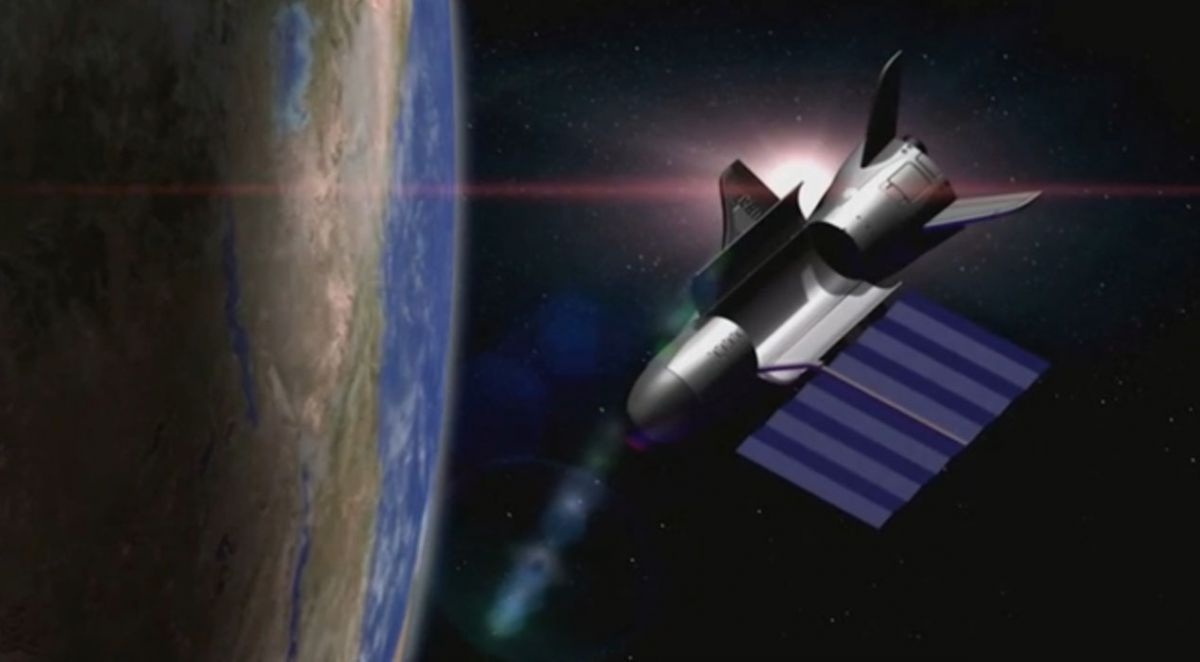 ABD'nin gizemli uzay uçağı - Sayfa 1