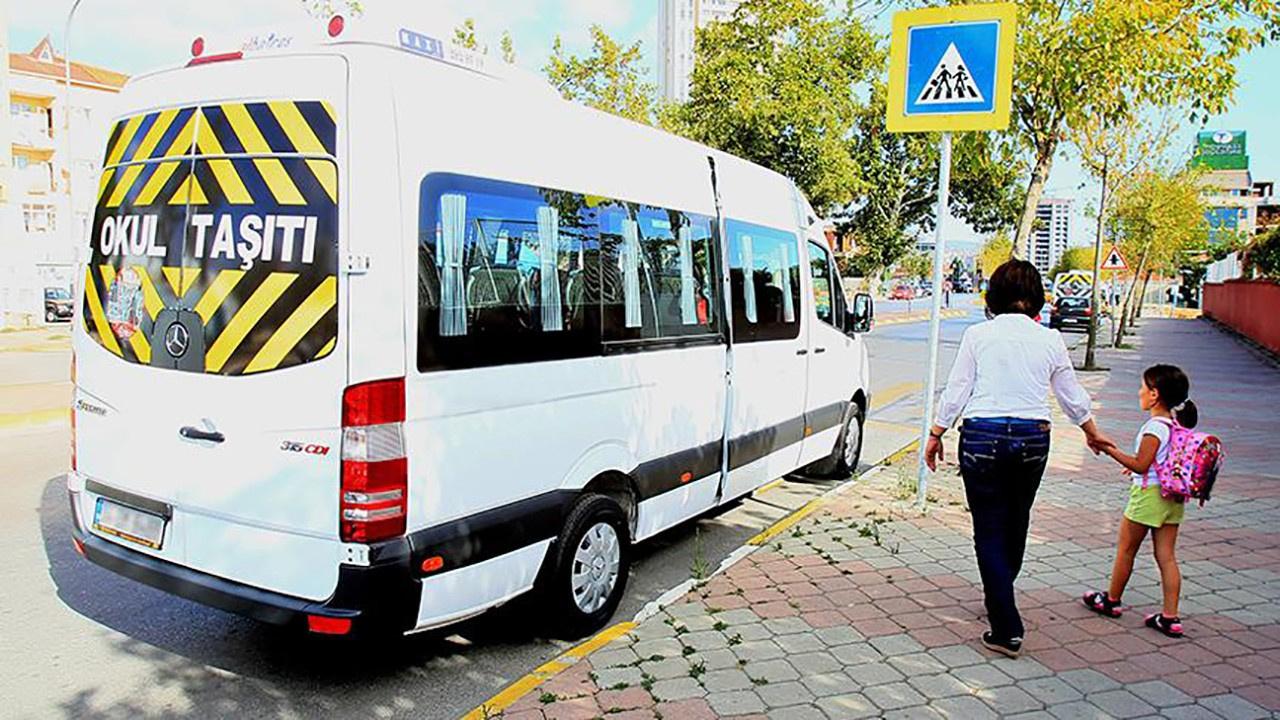 İstanbul'da okul servislerine zam!