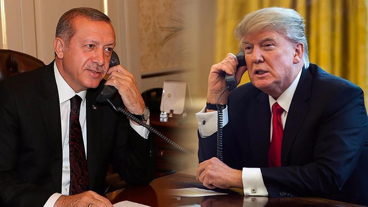 Güvenli bölge için gözler Erdoğan-Trump görüşmesinde