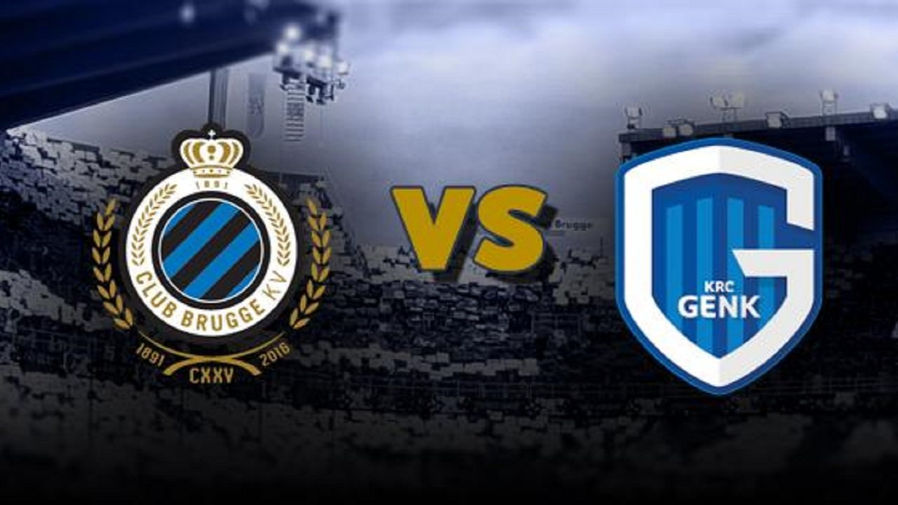 CANLI Club Brugge - KRC Genk