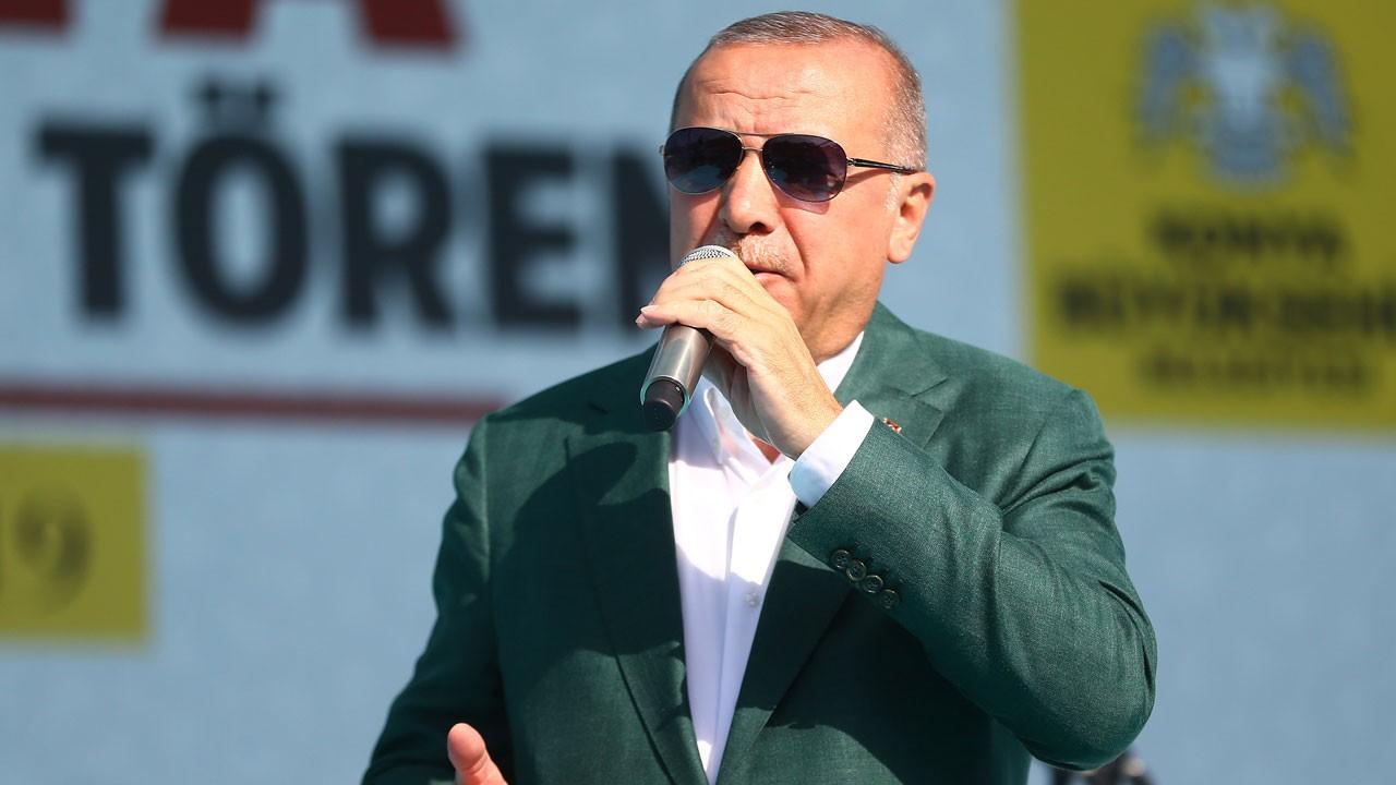 Cumhurbaşkanı Erdoğan'dan metro müjdesi