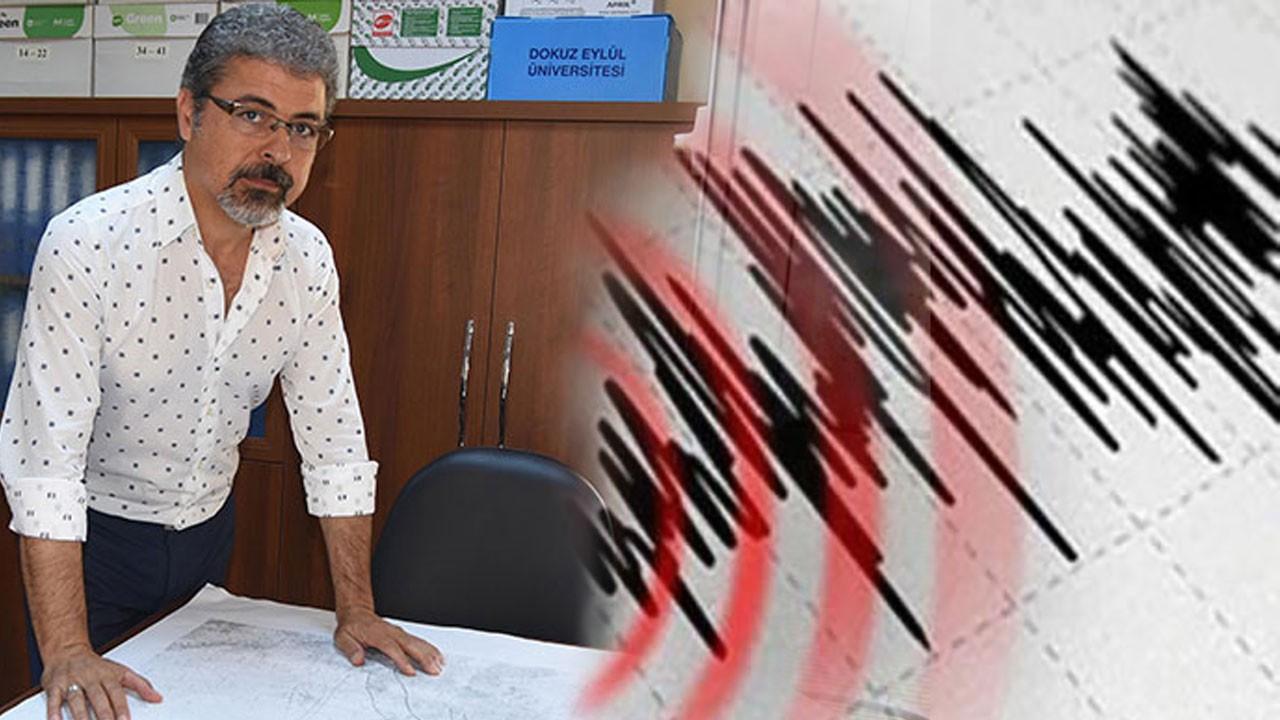 Deprem profesöründen dikkat çeken uyarı: Balıkesir Gökçeyazı fayı her an kırılabilir