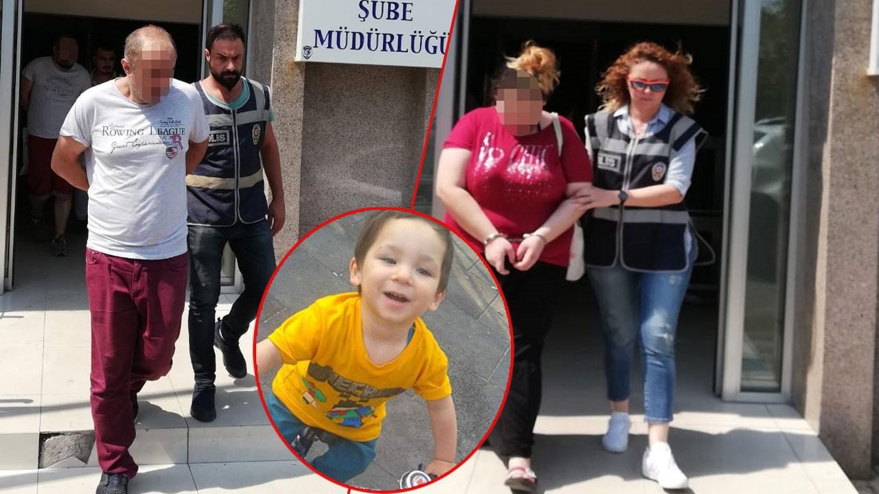 Kan donduran cinayette karar! Anne ve erkek arkadaşı tutuklandı