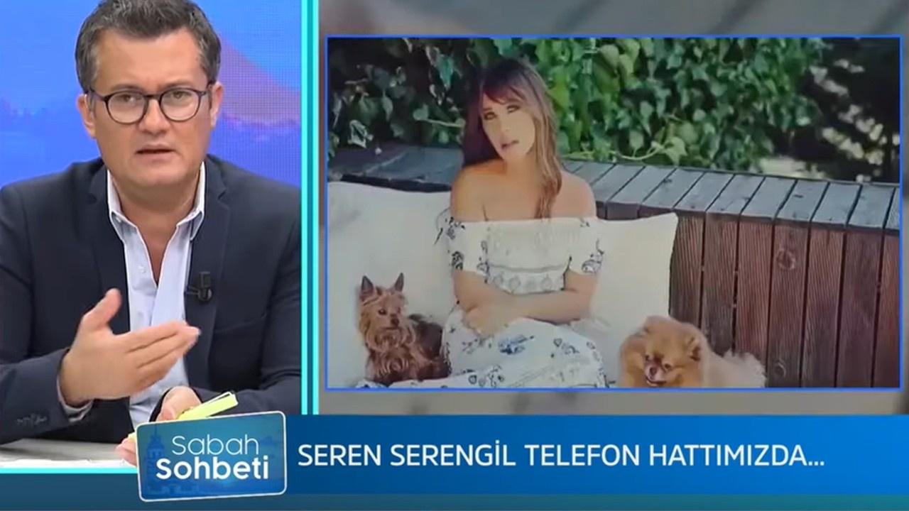 Seren Serengil'den açıklamalar!