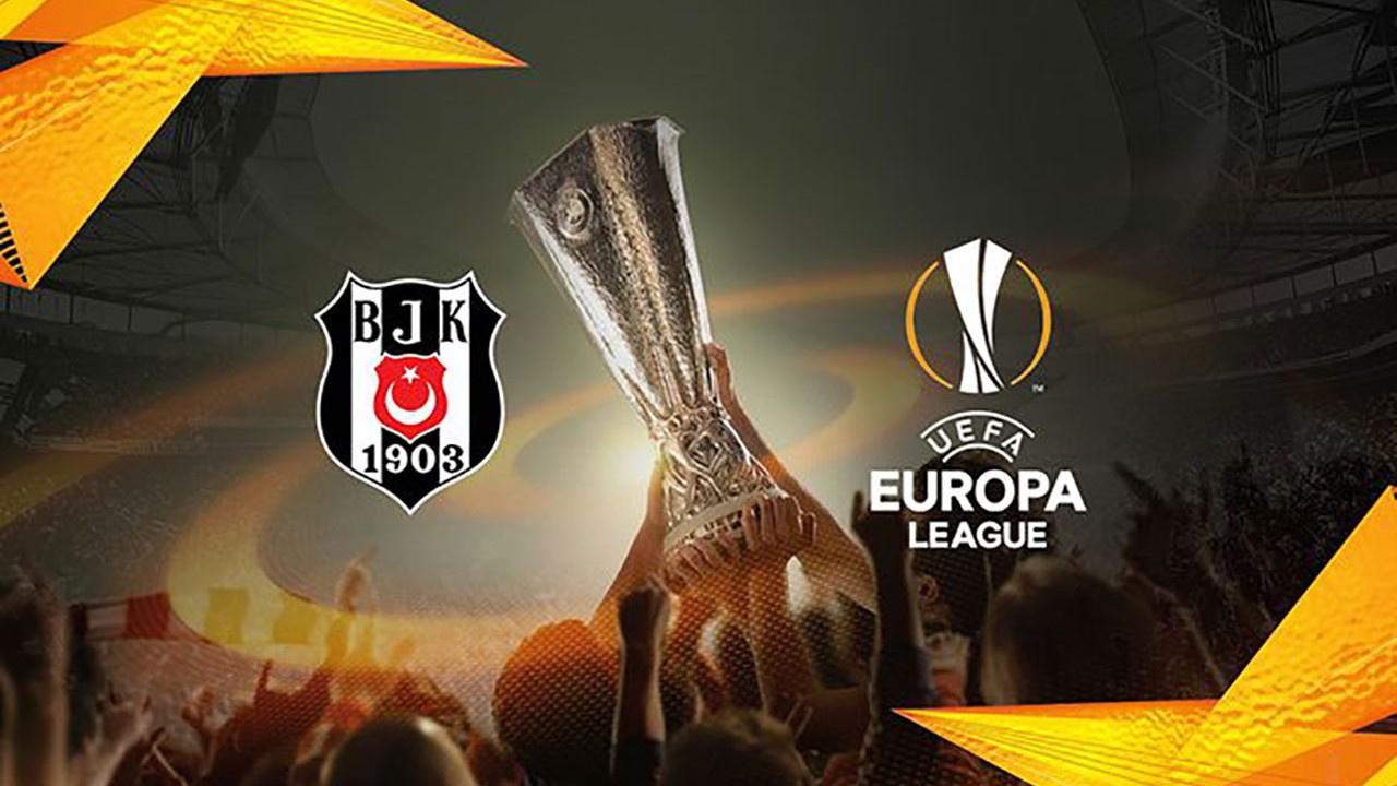 Beşiktaş Avrupa Ligi kadrosunu UEFA'ya bildirdi