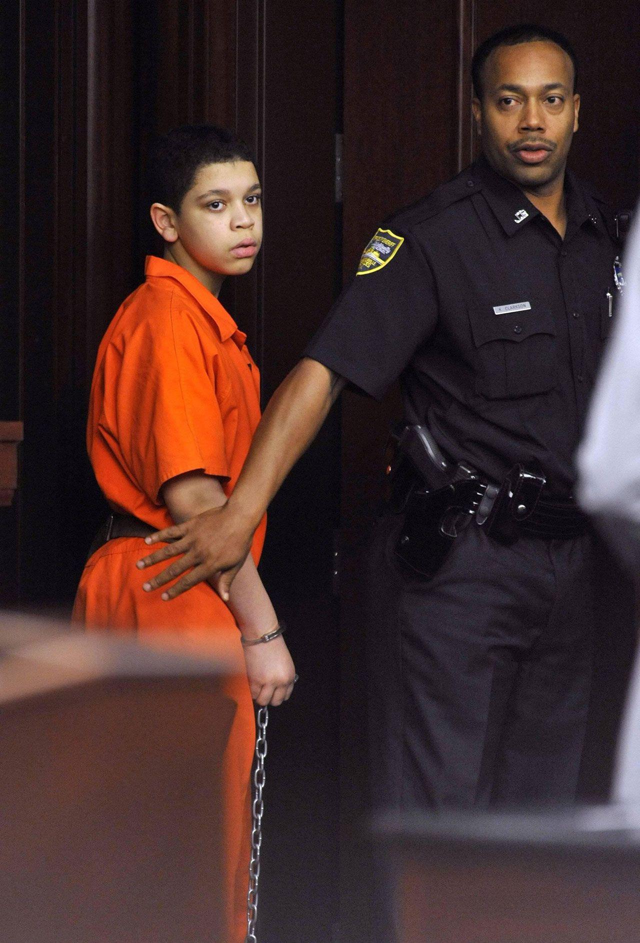 13 yaşında müebbet hapis aldı! - Sayfa 4