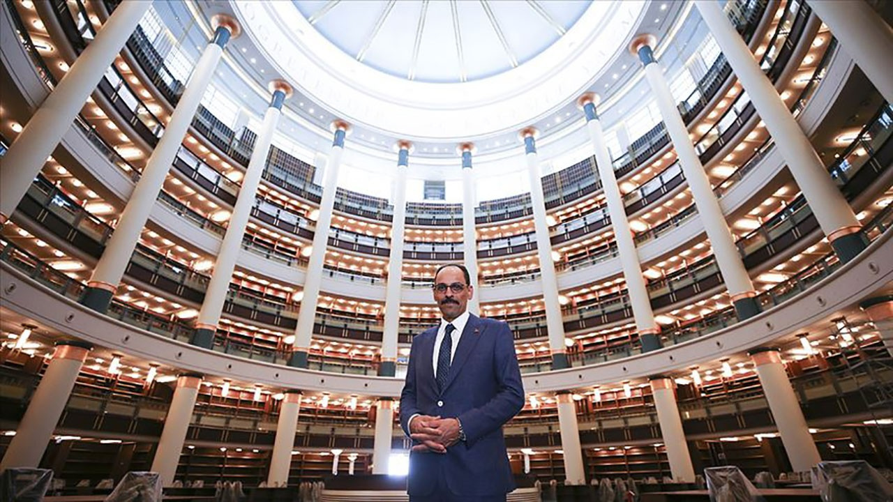 Cumhurbaşkanlığı Kütüphanesi ekim ayında açılıyor