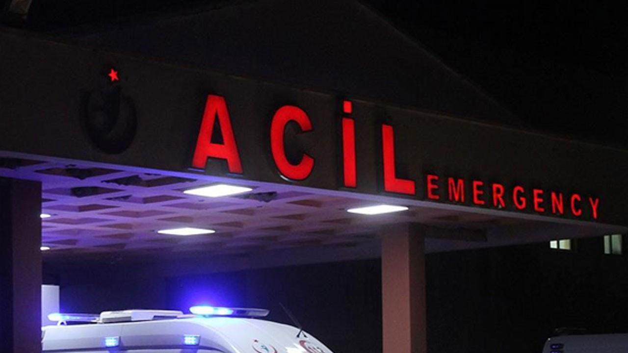 Kahkamankazan'da 70 kişi hastanelik oldu