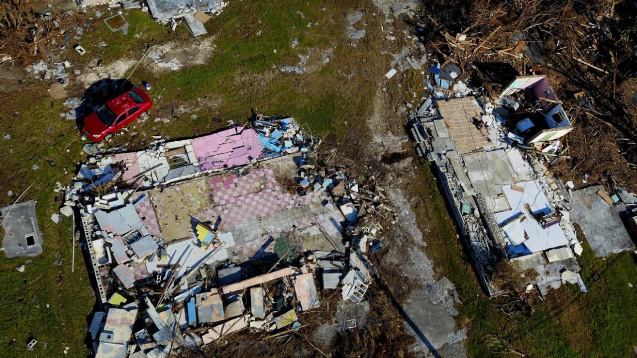Dorian Kasırgası Bahamalar'da 43 can aldı