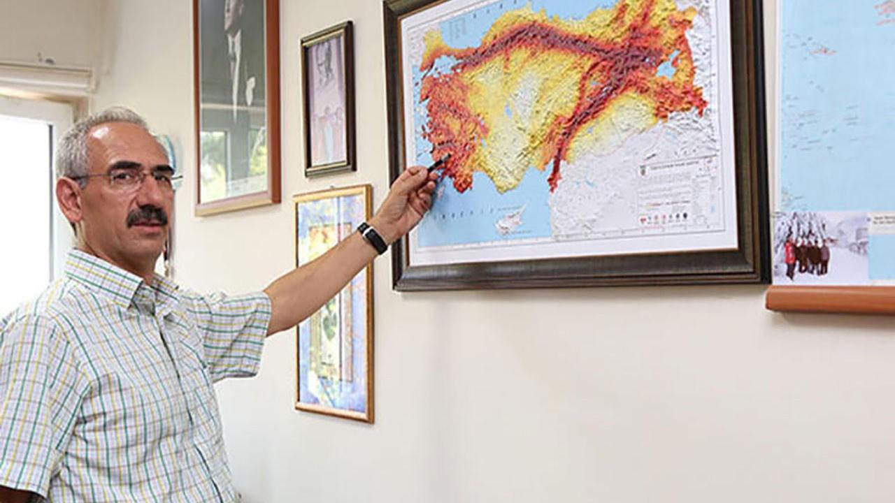 Korkutan rapor! Deprem 6.5 büyüklüğünde bir deprem üretme kapasitesinde