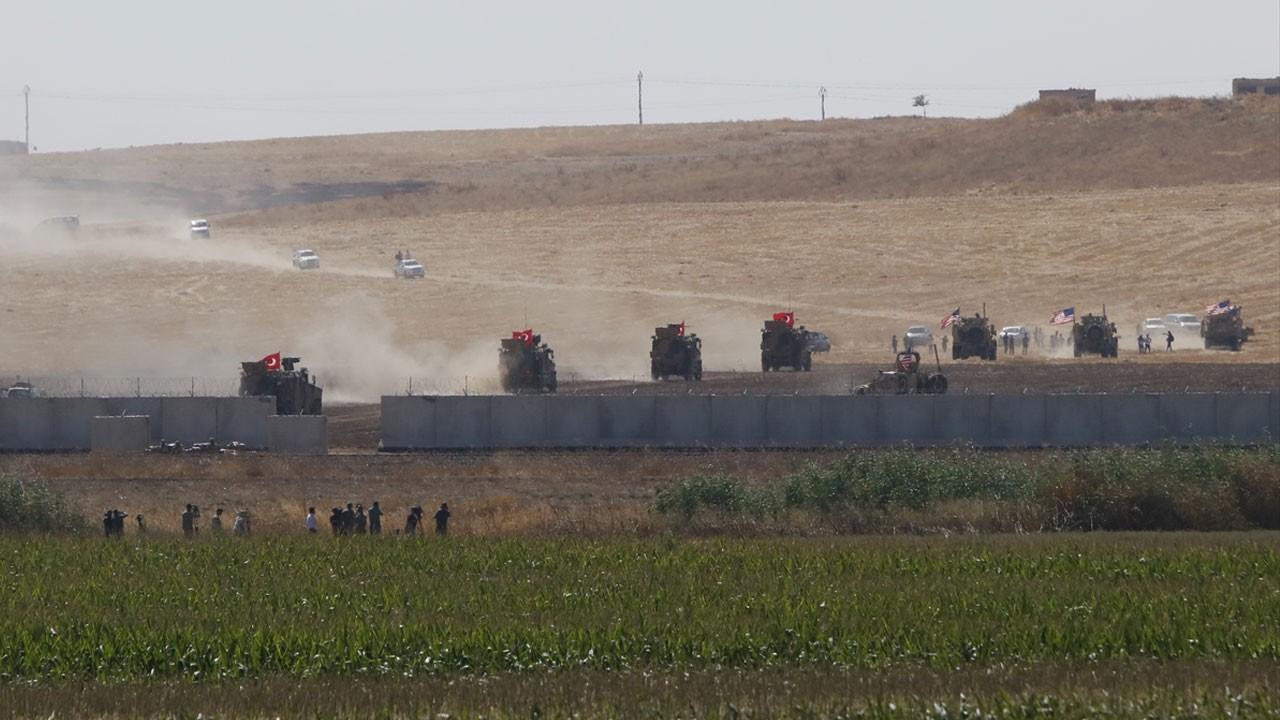 Suriye'de ABD ile ilk ortak kara devriyesi başladı