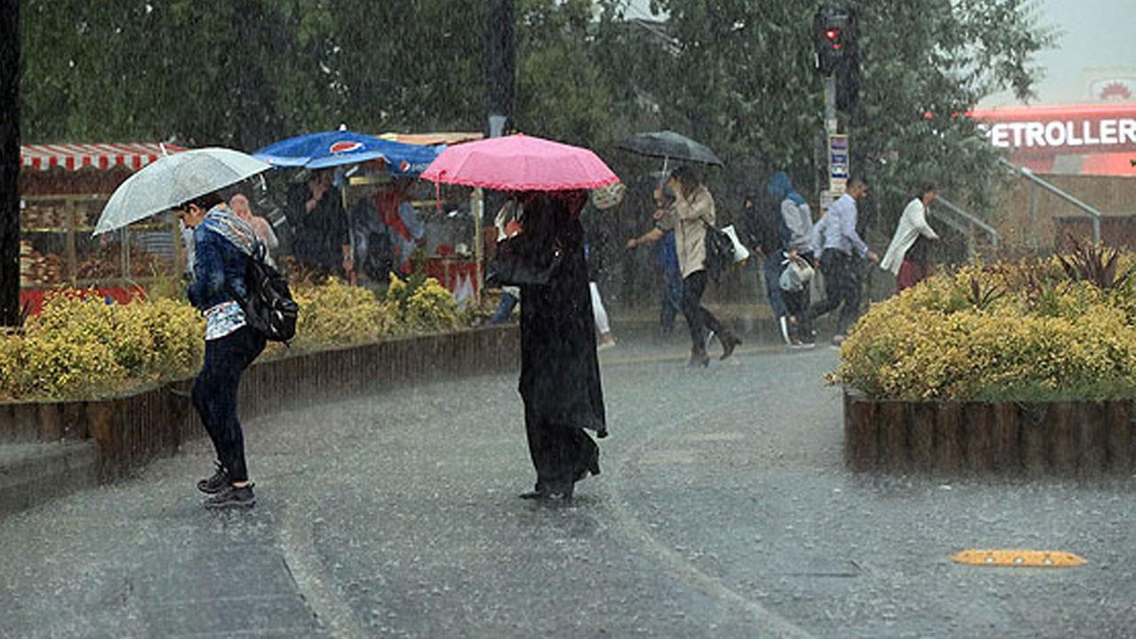 Meteoroloji saat verdi!.. Bu illerde yaşayanlar dikkat!
