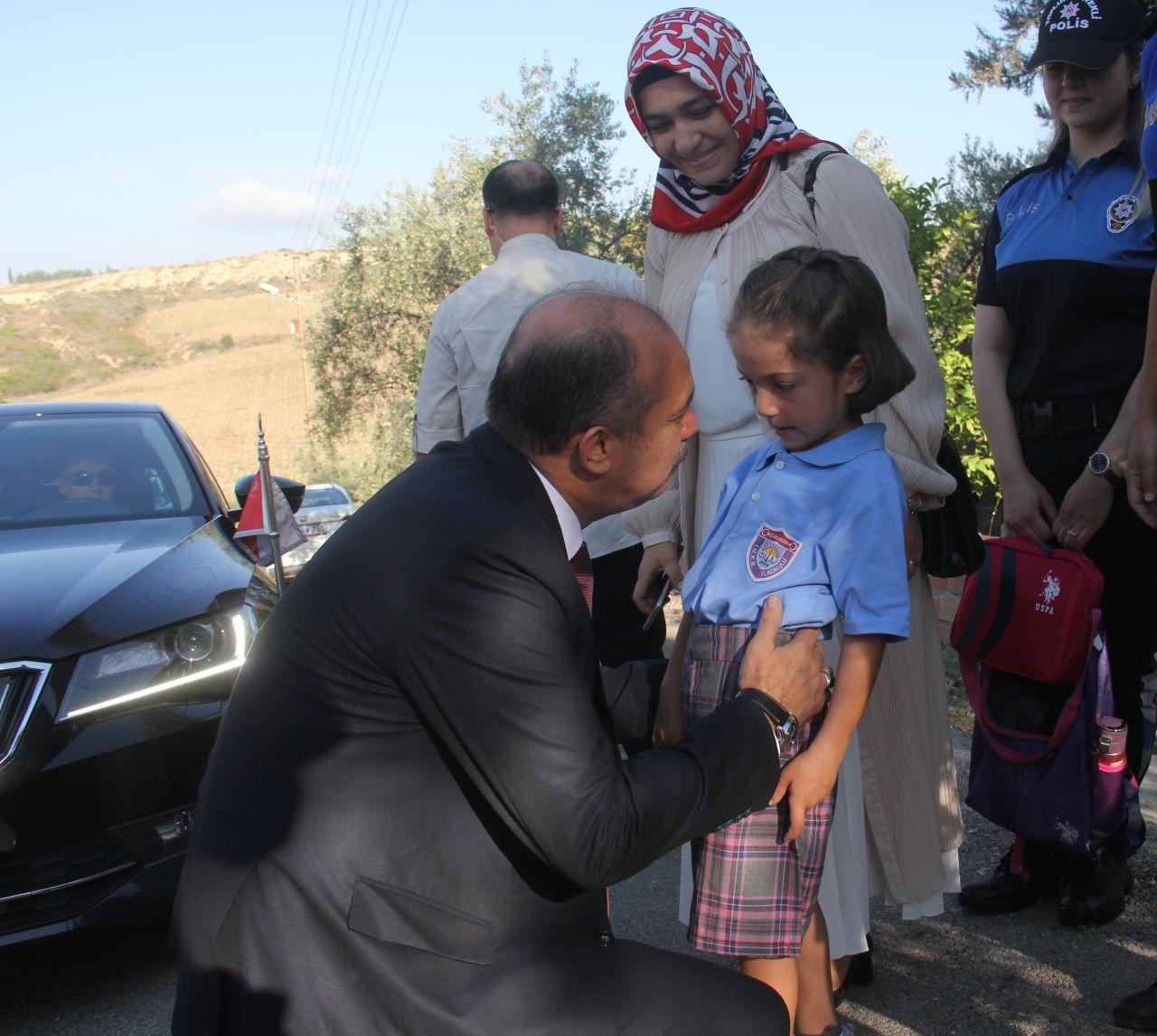 Şehit kızını okula Emniyet Müdürü götürdü - Sayfa 3