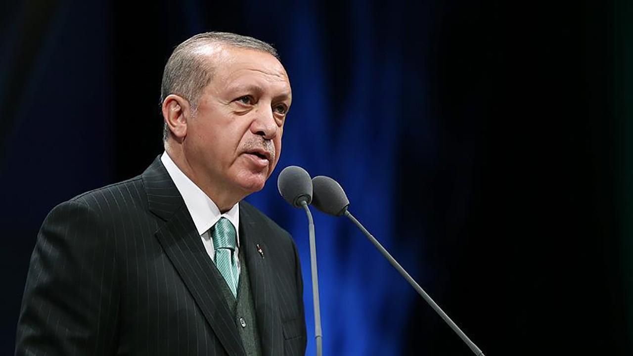Cumhurbaşkanı Erdoğan'dan Trump'a davet