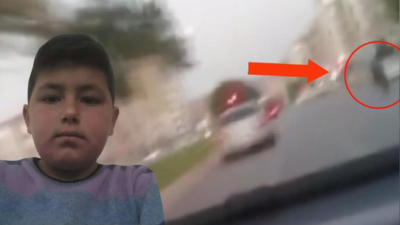 Alkollü araç kullanıp canlı yayın yapan sürücünün kurbanı oldu