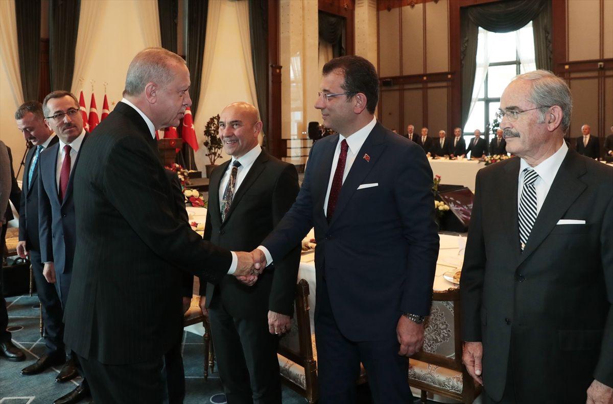 Büyükşehir Belediye Başkanları Külliye'de... - Sayfa 3