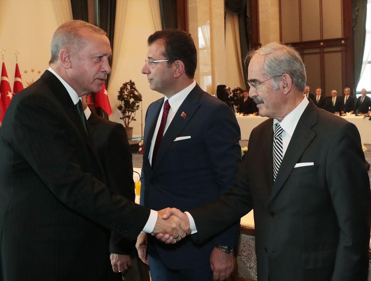 Büyükşehir Belediye Başkanları Külliye'de... - Sayfa 4