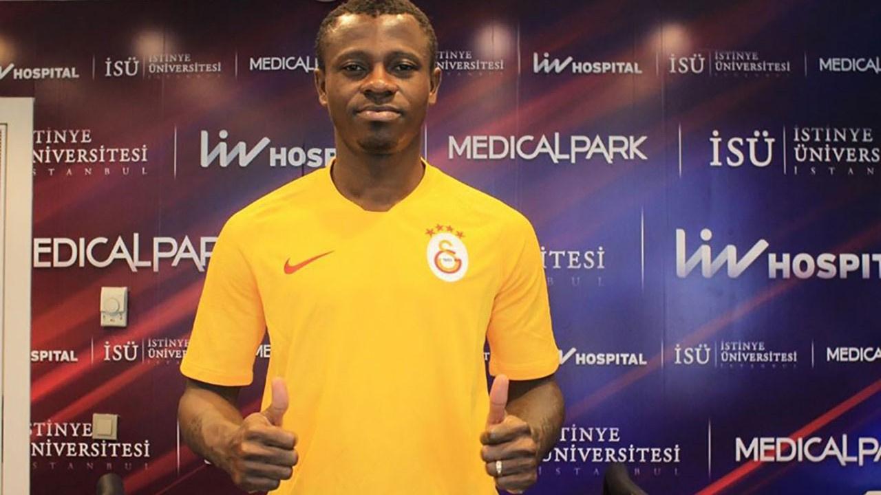 Galatasaraylı Seri transferiyle ilgili suç duyurusunda bulundu