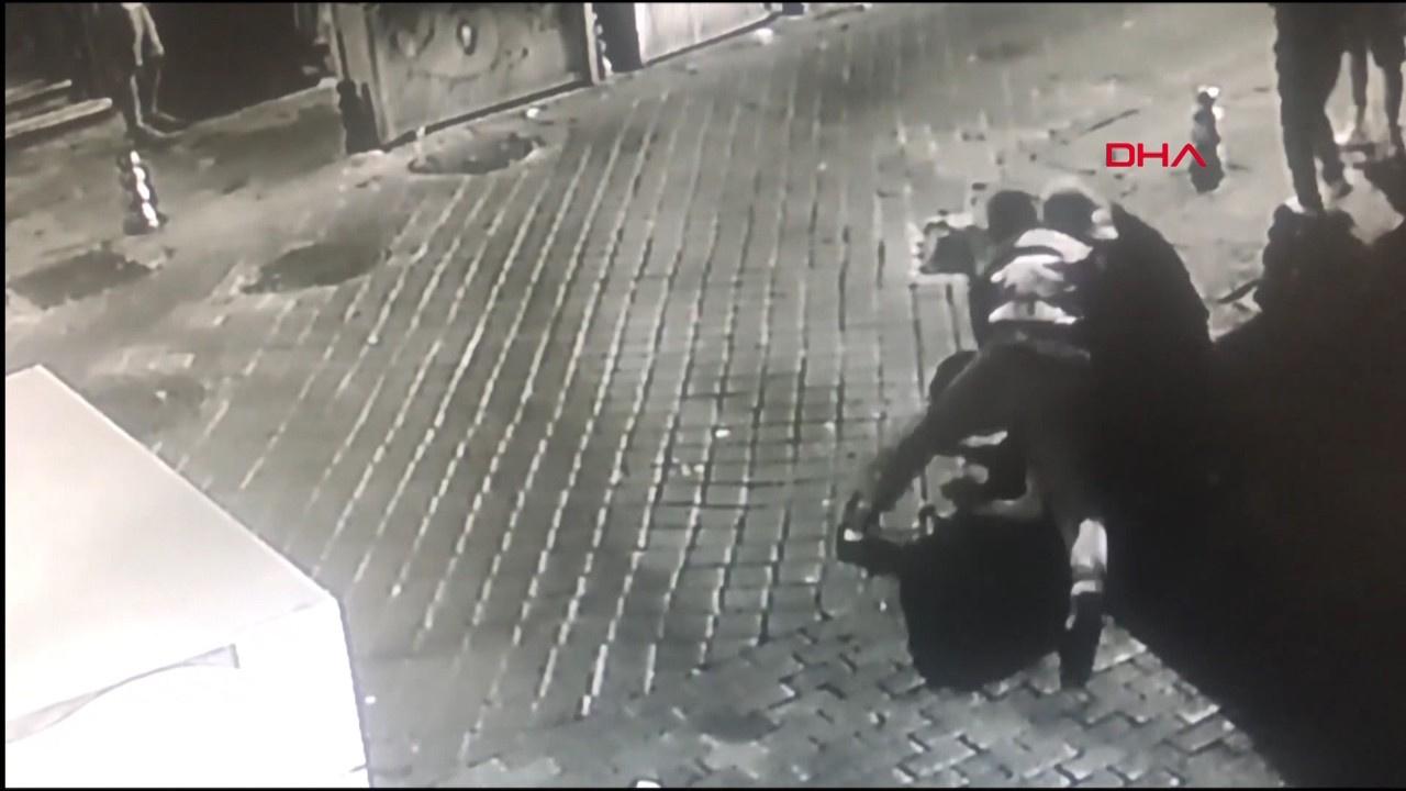 Milli kick boksçunun işlediği cinayetin yeni görüntüleri