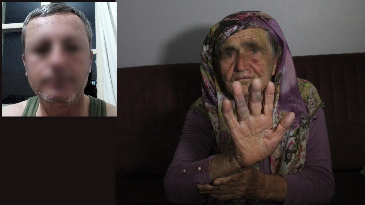 Adana'da yaşlı kadına tecavüze yeltenen kişi tutuklandı!