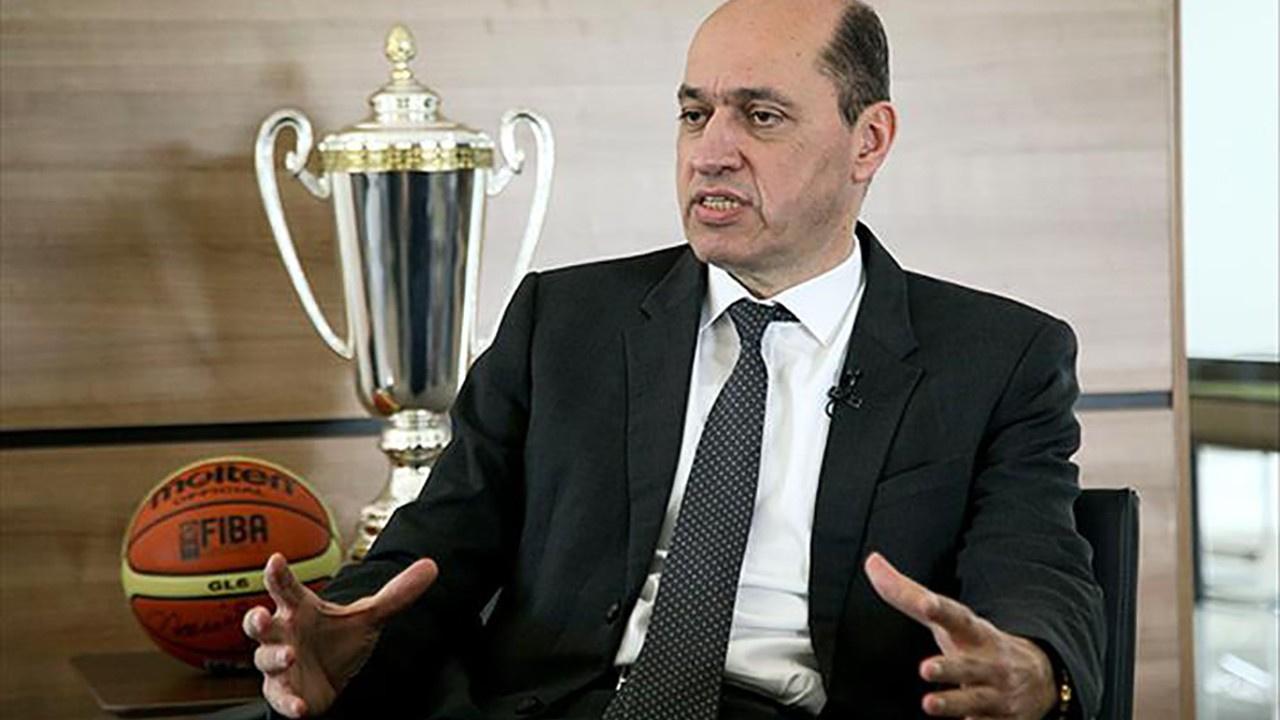 Turgay Demirel FIBA'da yeniden seçildi