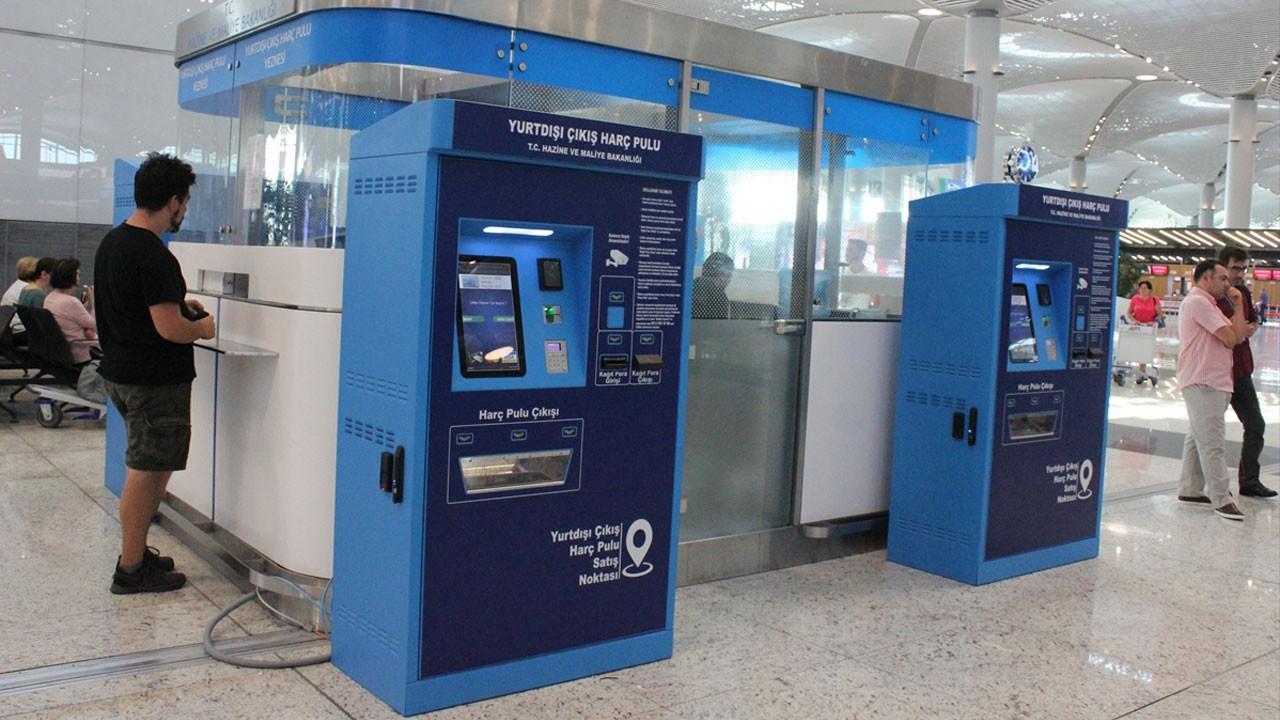 Türkiye'de bir ilk!..  İstanbul Havalimanı'nda hizmete girdi!