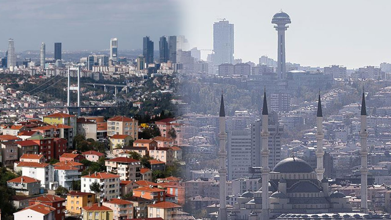 Deprem uzmanı açıkladı!.. İstanbul ve Ankara'nın bu ilçelerinde oturanlar dikkat!