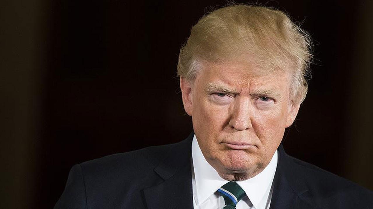 Trump'tan çok kritik mesaj: Muhtemel bir saldırıya hazırız