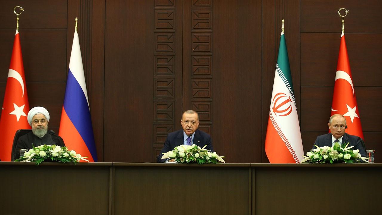 Erdoğan: Siyasi kalıcı çözüm için önemli kararlar aldık