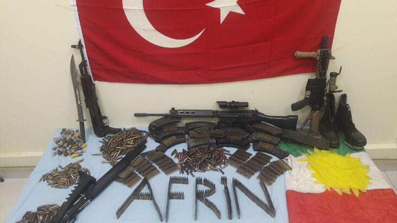 MİT ve Emniyet'ten Afrin'de terör operasyonu: 9 gözaltı