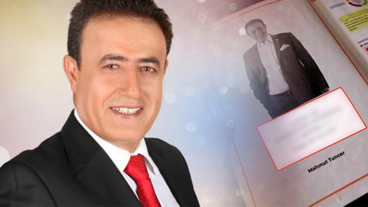Mahmut Tuncer sitem etti: İthamlar maksadını aştı