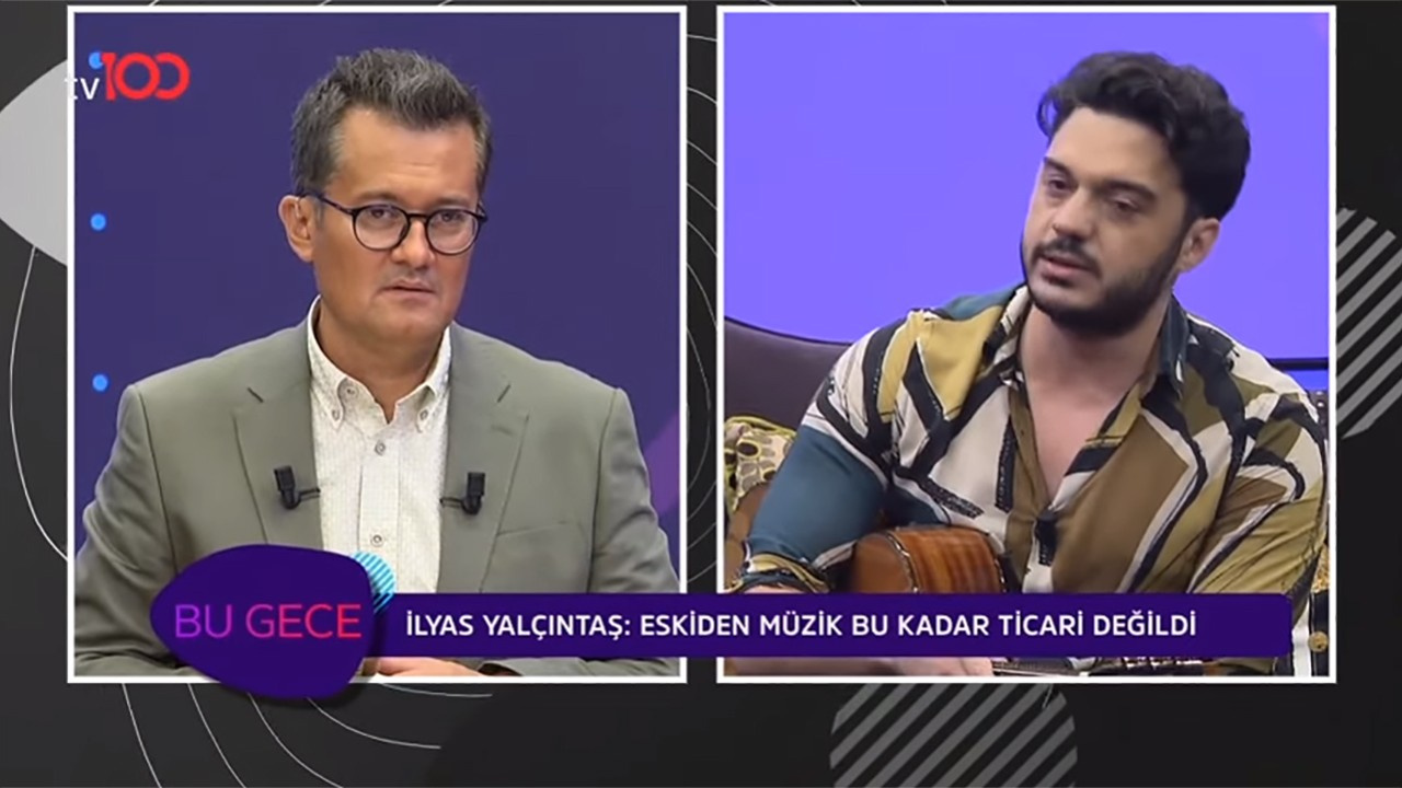 İlyas Yalçıntaş: Reynmen müzik yapmıyor