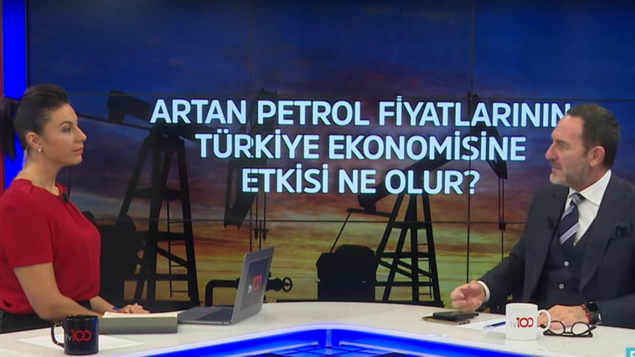 Artan petrol fiyatları FED'i etkiler mi? Parasal l 1.Kısım l 18 Eylül 2019 l Prof. Dr. Emre Alkin