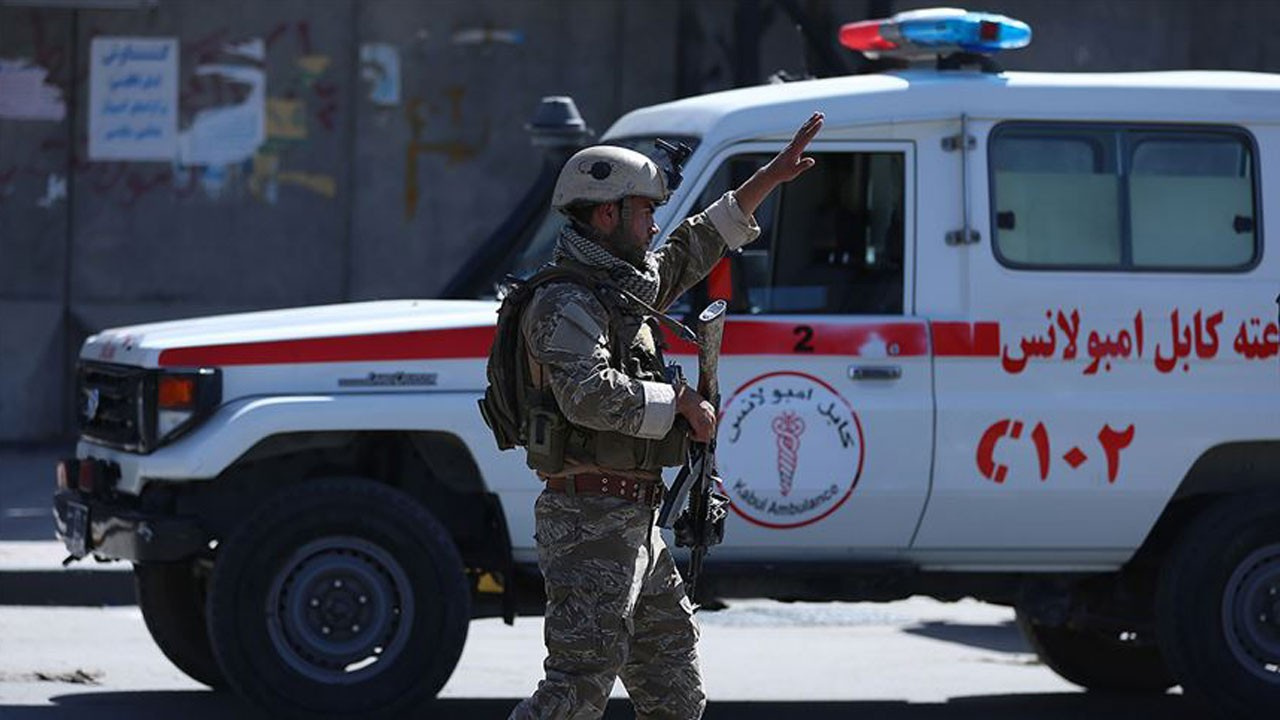 Afganistan'da bombalı saldırı!.. Çok sayıda ölü ve yaralı var!