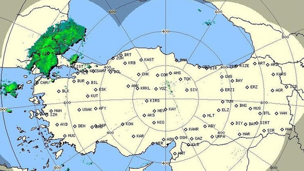 Meteoroloji paylaştı!.. İstanbul'da etkili oluyor!