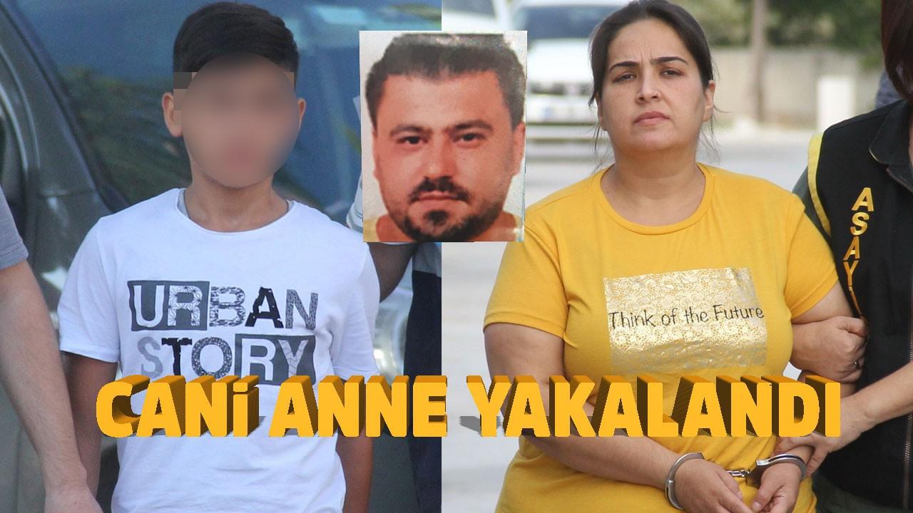 Sevgilisini, 14 yaşındaki oğluna öldürttü!