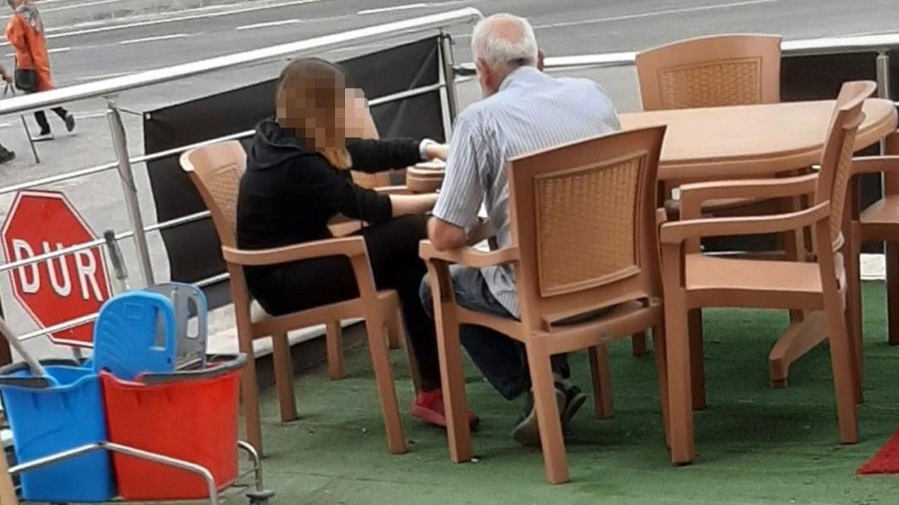 Bartın'da iğrenç olay! Market çalışanları fotoğrafladı, polis gözaltına aldı