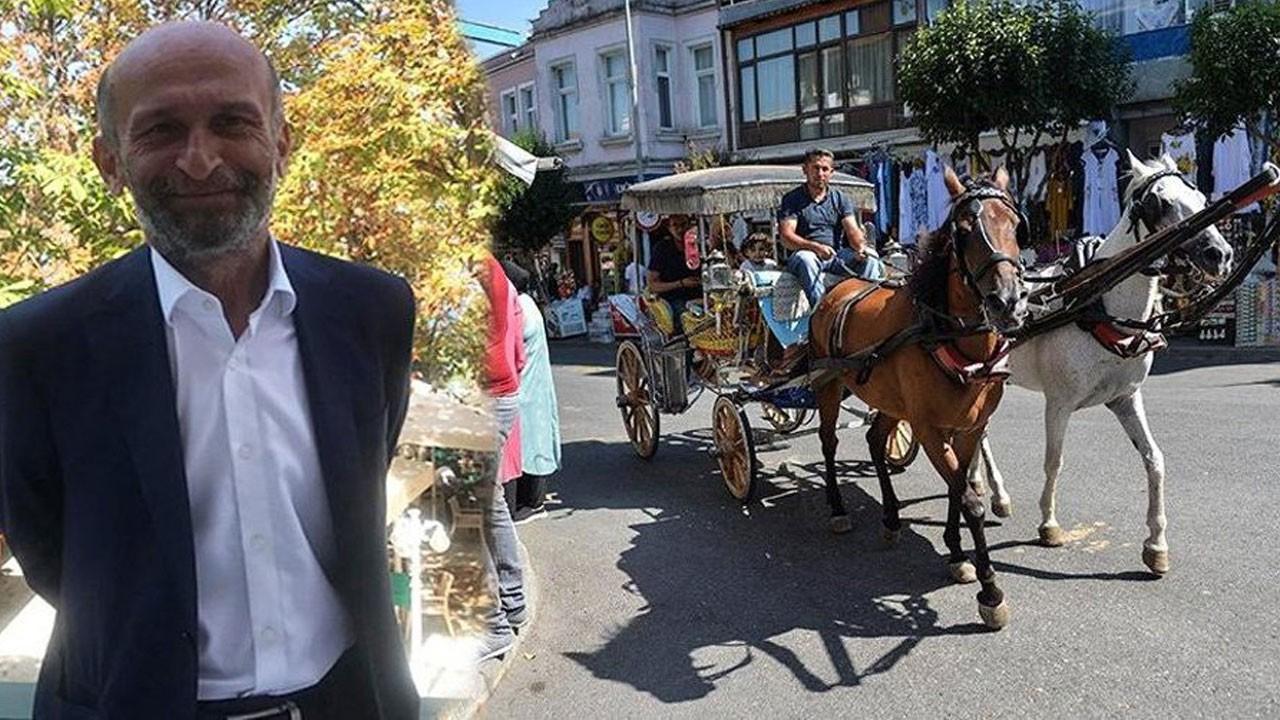 Adalar Belediye Başkanı Erdem Gül müjdeyi verdi!..  'Ekim'de başlıyoruz'