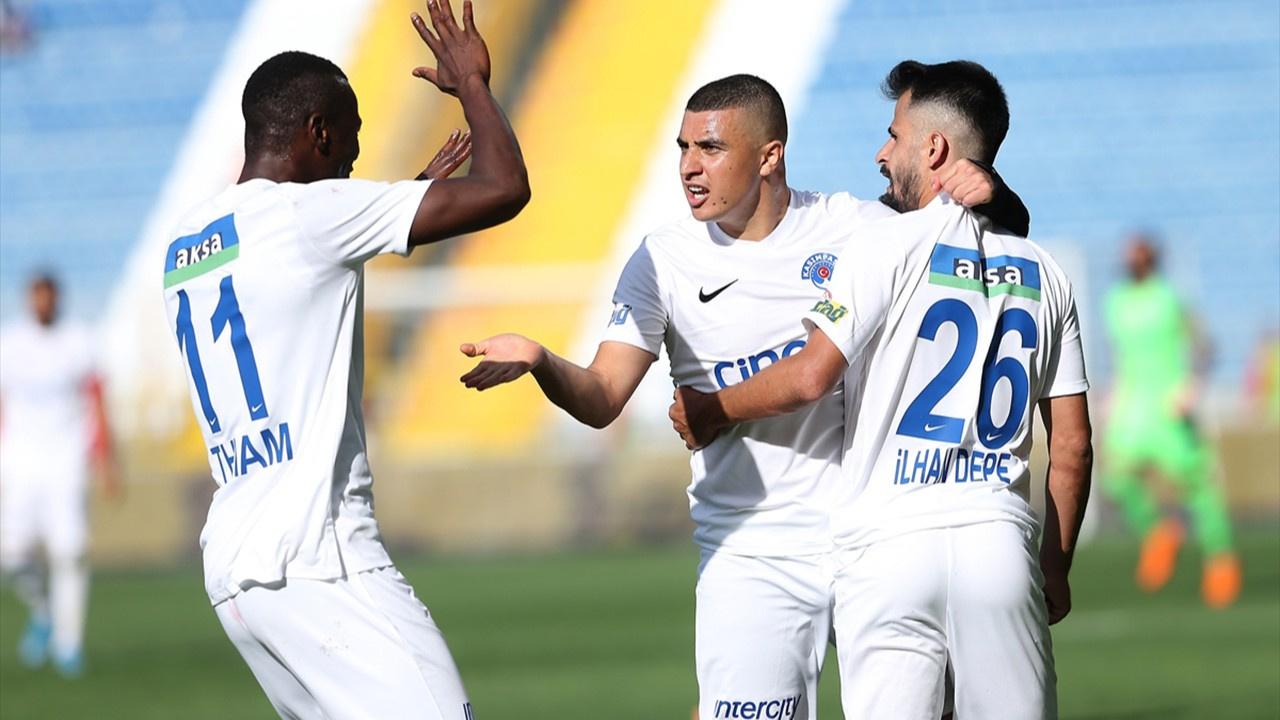 Kasımpaşa 3-0 Antalya maç sonucu