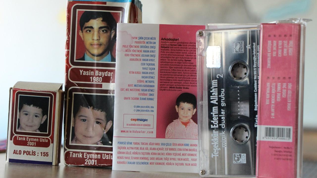 Bir babanın çığlığı: 4 yaşında kaybolan oğlunu 14 yıldır arıyor