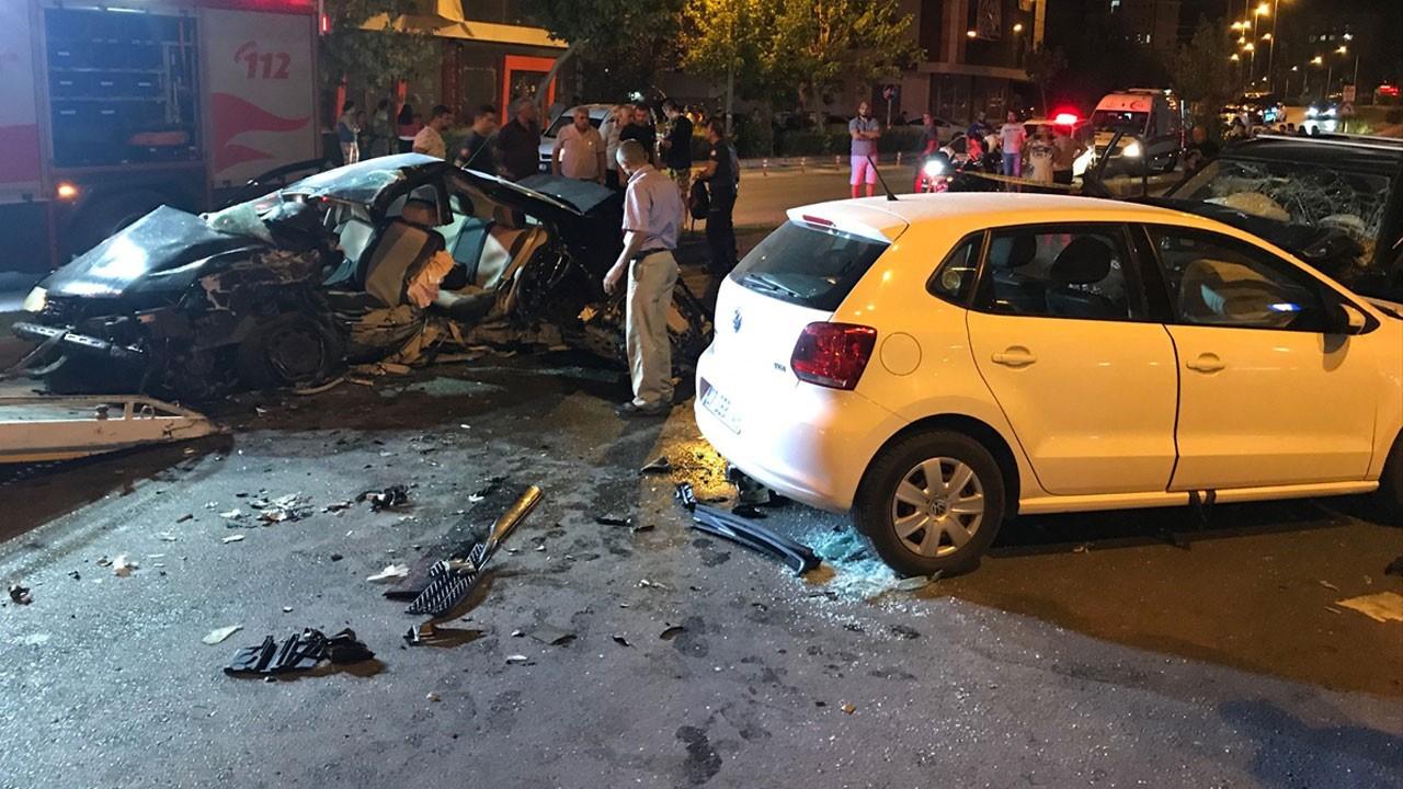 Antalya'da korkunç kaza!.. Ölenler ve yaralananlar var!