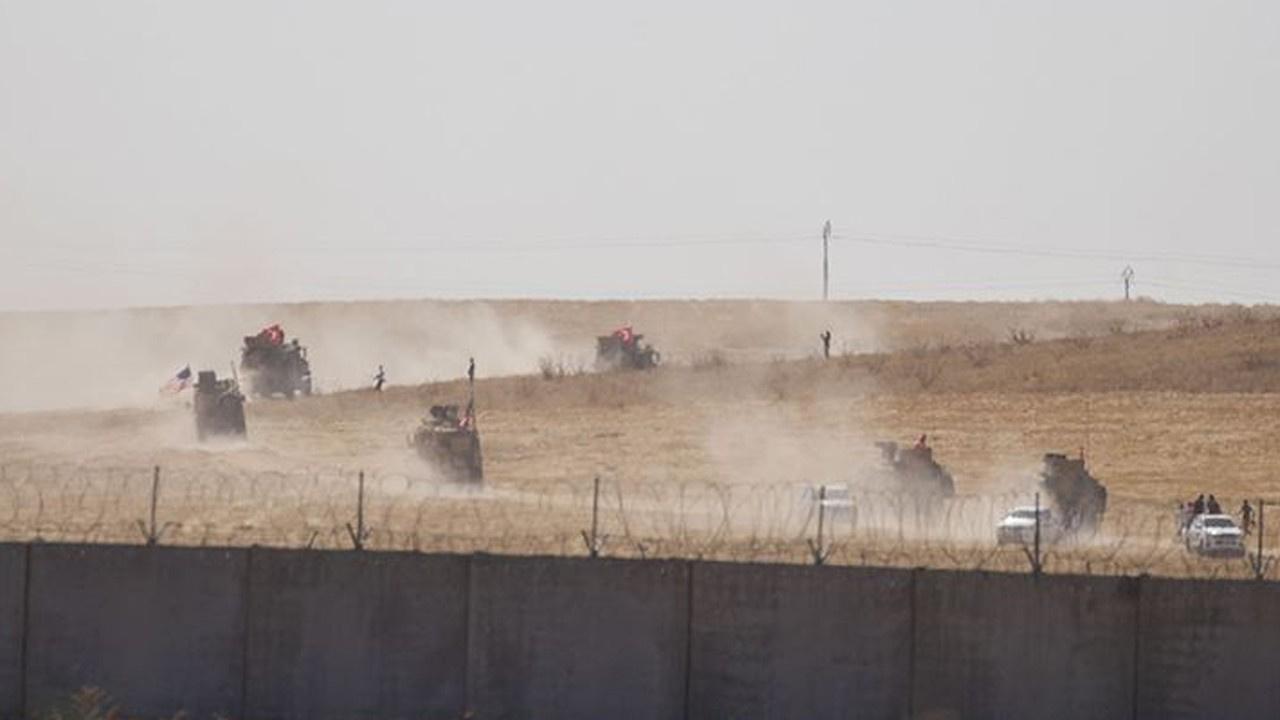 Türk ve Amerikan askerleri birlikte 3. devriyeye çıktı